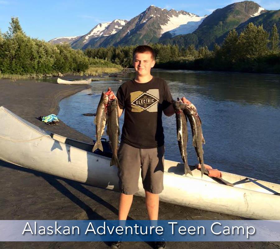 from Reece alaskan gay adventure