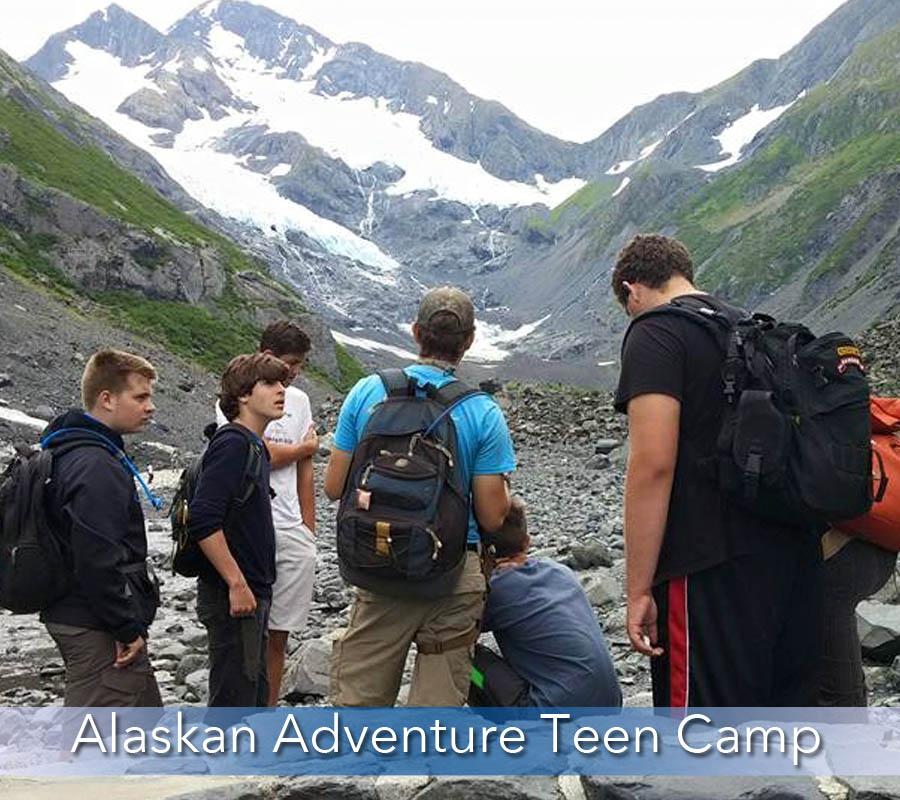 Adventures Teen Adventures Summer 78