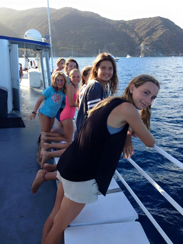 Teen Summer Camps on Catalina | Mountain and Sea Adventures
