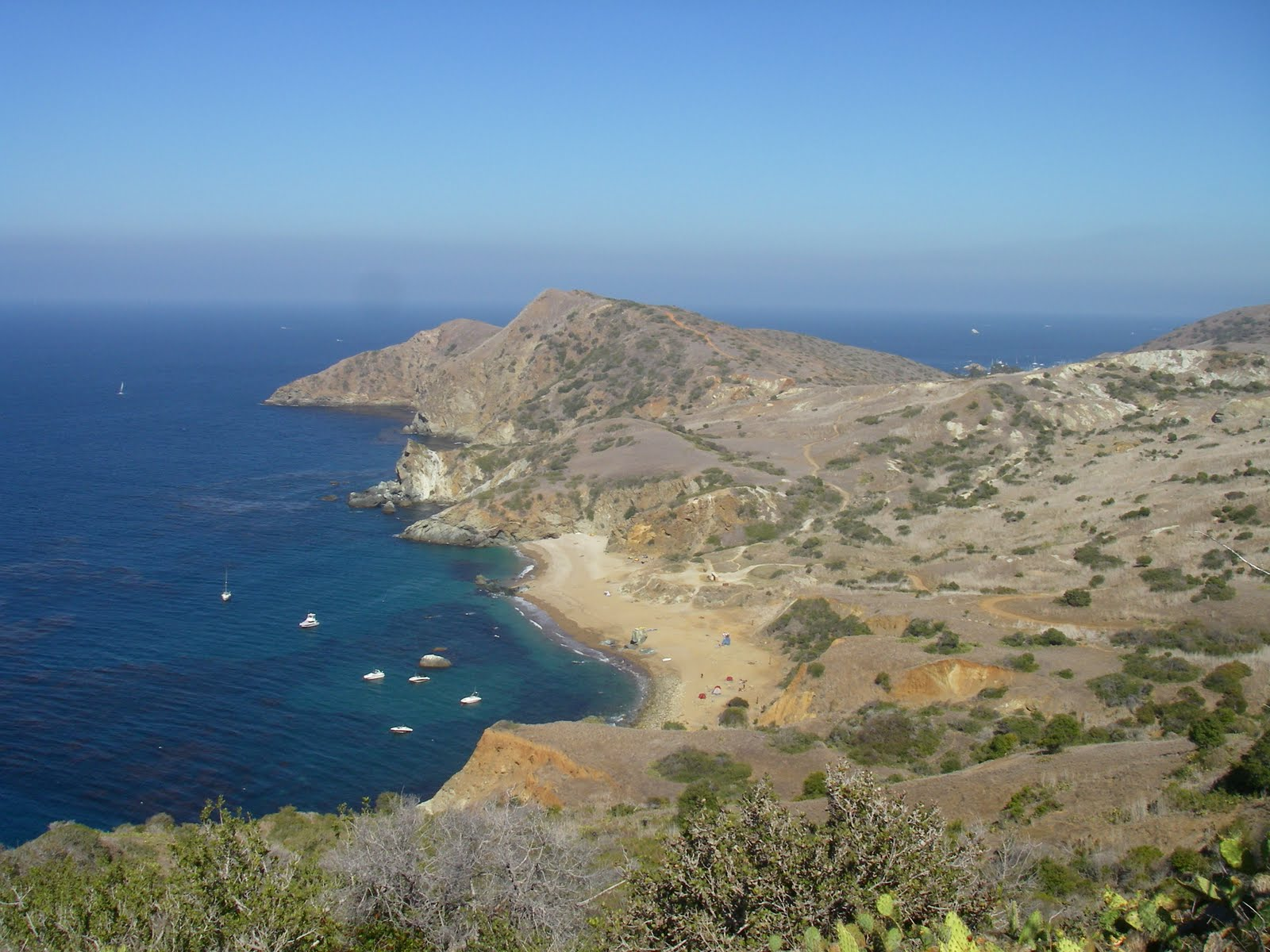 A users guide to the best hiking trails on catalina island for The catalina
