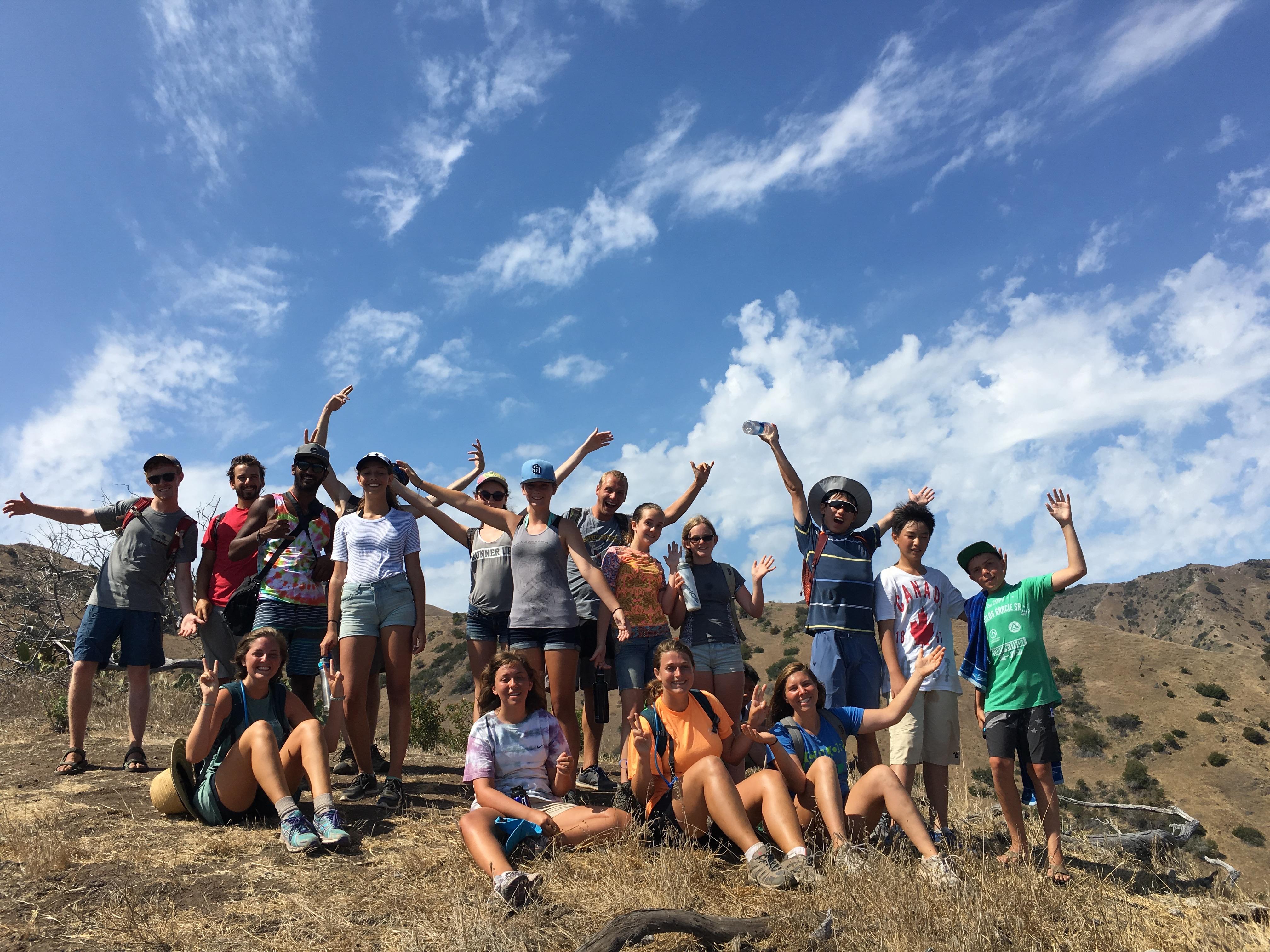 catalina island | mountain and sea adventures