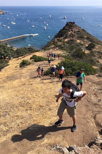 Catalina Island Summer Camp Jobs